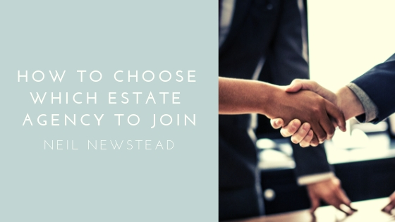 How to Choose Which Estate Agency to Join